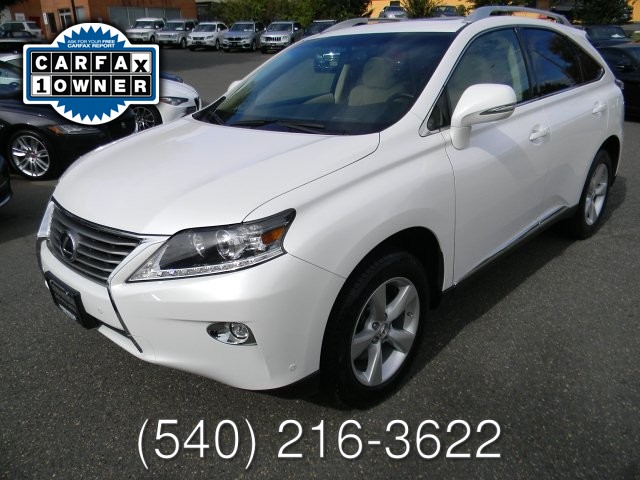 2015 Lexus RX350 ALL WHEEL DRIVE