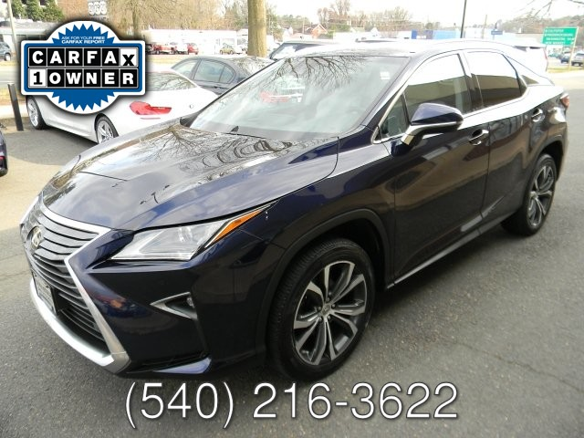 2016 Lexus RX 350 ALL WHEEL DRIVE