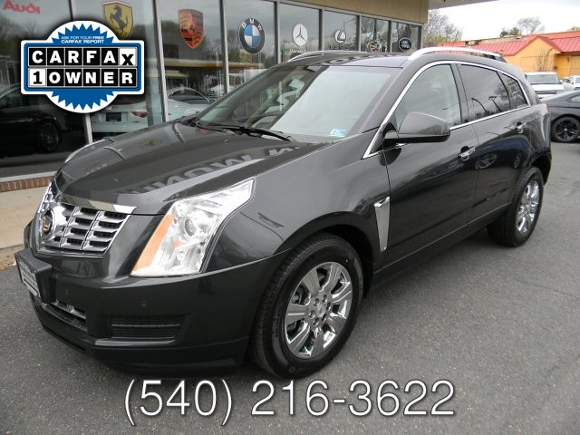 2015 Cadillac SRX LUXURY ALL WHEEL DRIVE