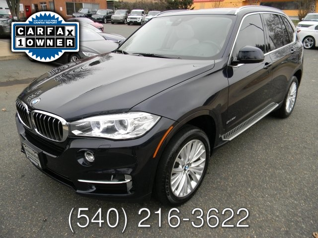 2016 BMW X5 XDRIVE 3.5I LUXURY LINE
