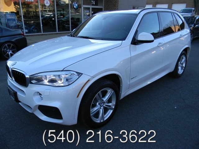 2016 BMW X5 XDRIVE 3.5I MSPORT