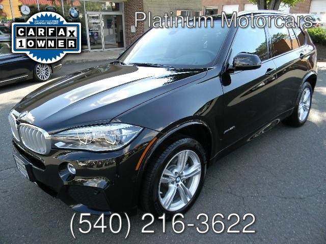 2016 BMW X5 XDRIVE 5.0 MSPORT