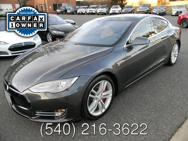 2015 Tesla S P85D ALL WHEEL DRIVE