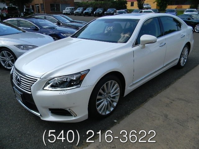 2016 Lexus LS460 L ALL WHEEL DRIVE