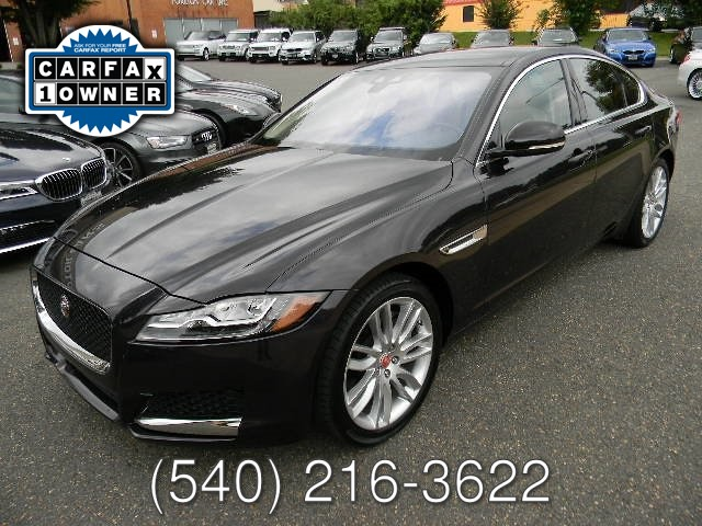 2016 Jaguar XF 3.5T-PRESTIGE ALL WHEEL DRIVE