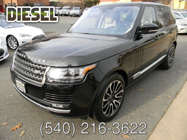 2016 Land Rover RANG ROVER DIESEL TD6
