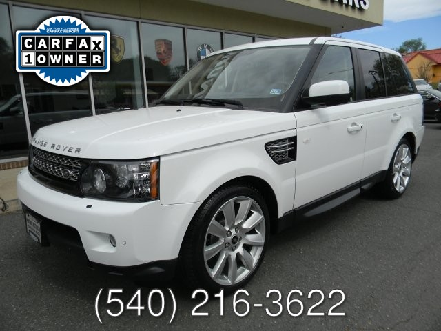 2013 Land Rover RANG ROVER SPORT LUXURY PACKAGE