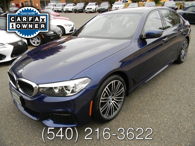 2017 BMW 530I XDRIVE MSPORT