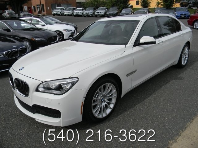 2015 BMW 750LI XDRIVE MSPORT
