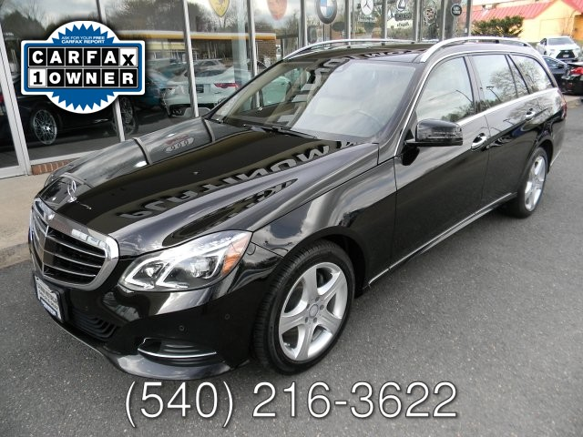 2016 Mercedes Benz E350 LUXURY WAGON 4MATIC