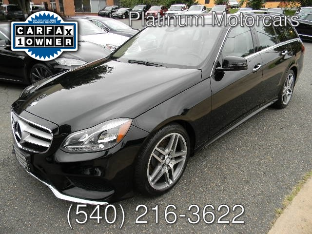 2014 Mercedes Benz 350 SPORT WAGON 4MATIC