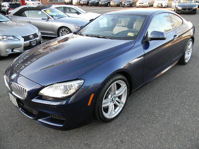 2015 BMW 650I XDRIVE COUPE M SPORT