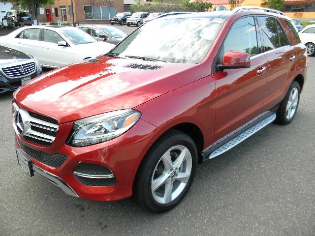 2017 Mercedes Benz GLE350 4MATIC
