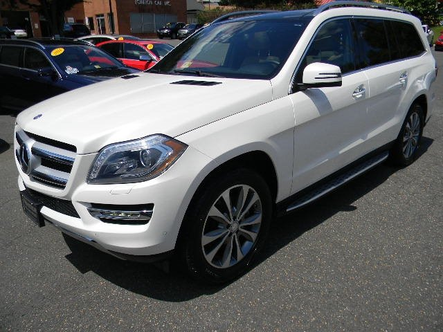 2015 Mercedes Benz GL450 4MATIC