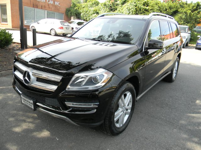 2013 Mercedes Benz GL450 4MATIC