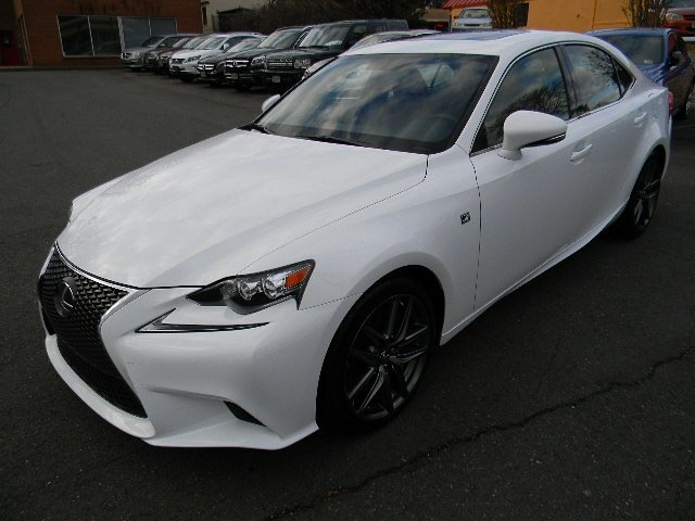 2015 Lexus IS350F SPORT