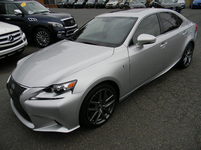 2016 Lexus IS350F SPORT