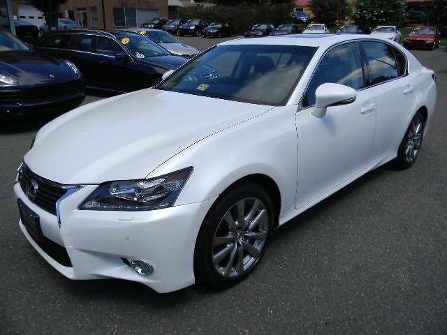 2014 Lexus GS350 ALL WHEEL DRIVE