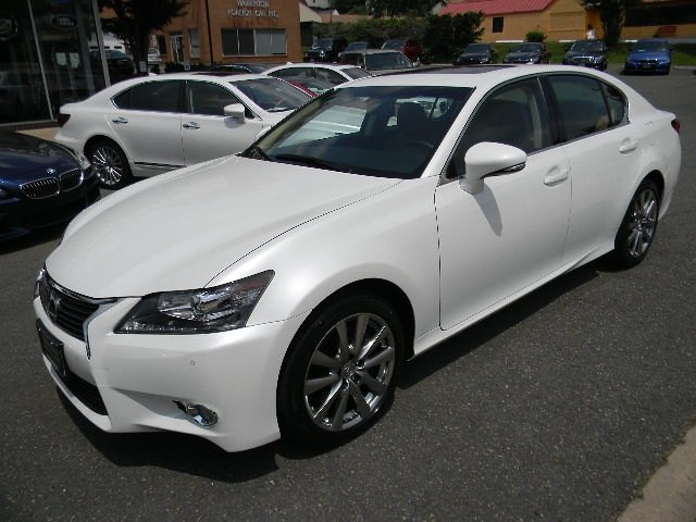 2015 Lexus GS350 ALL WHEEL DRIVE