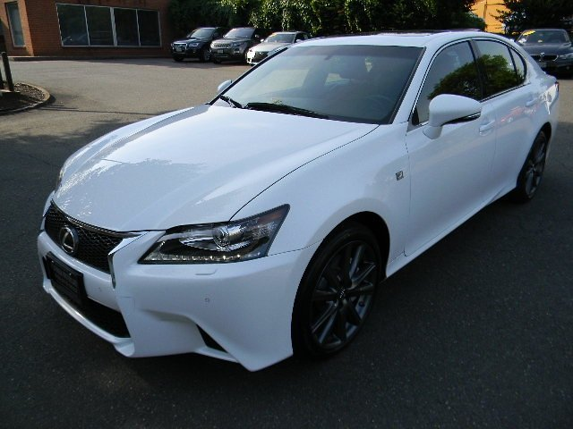 2014 Lexus GS350 FSPORT ALL WHEEL DRIVE