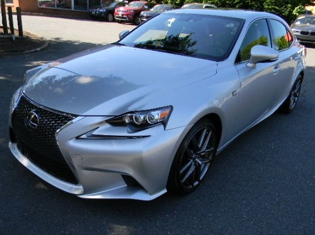 2015 Lexus IS350 F SPORT ALL WHEEL DRIVE