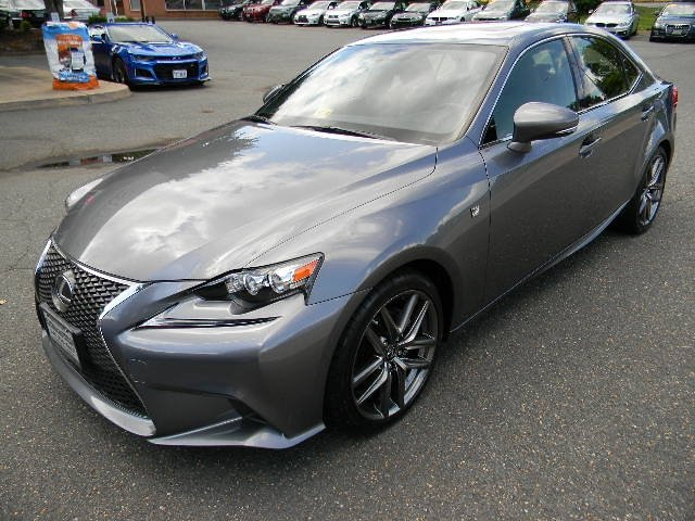 2015 Lexus IS250 FSPORT ALL WHEEL DRIVE