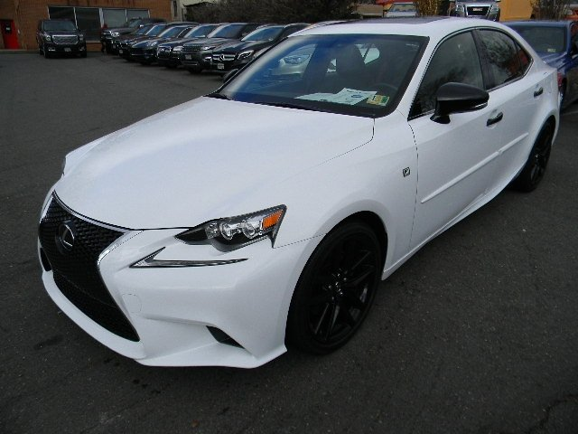 2015 Lexus IS 250F SPORT CRAFTED LINE EDITION ALL WHEEL DRIVE