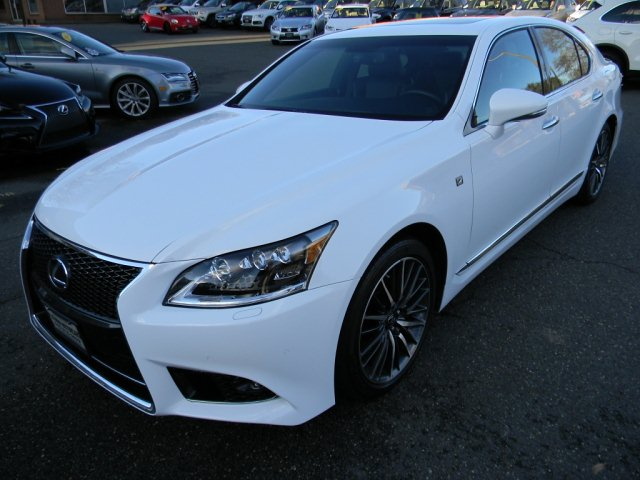 2014 Lexus LS460 FSPORT ALL WHEEL DRIVE