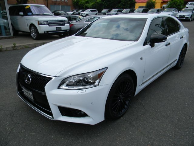 2015 Lexus LS460 CRAFTED LINE