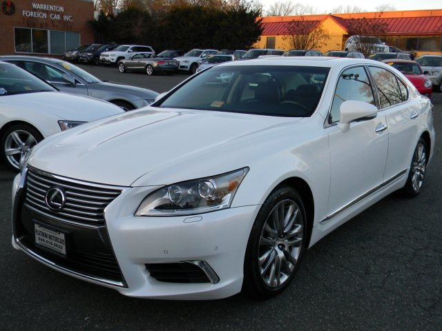 2014 Lexus LS 460  ALL WHEEL DRIVE