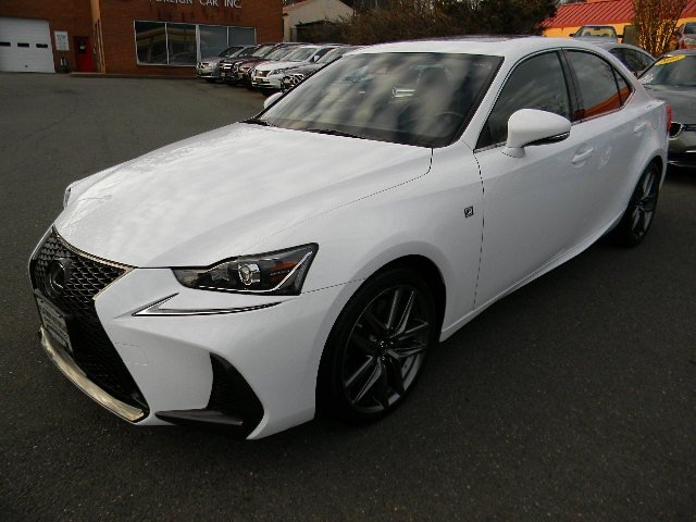 2017 Lexus IS300F SPORT ALL WHEEL DRIVE