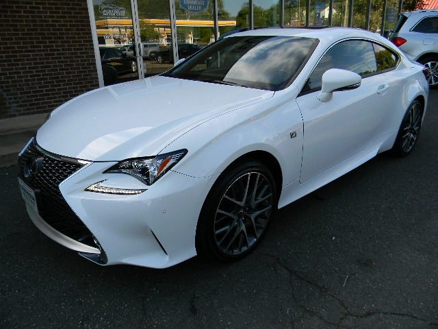 2016 Lexus RC 350 F SPORT ALL WHEEL DRIVE