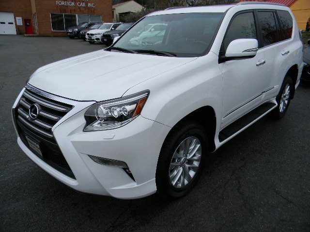 2015 Lexus GX460 PREMIUM PACKAGE