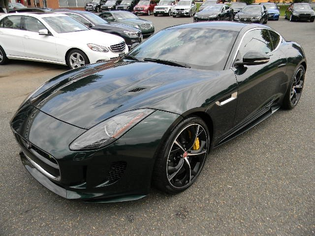 2016 Jaguar F-TYPE R ALL WHEEL DRIVE