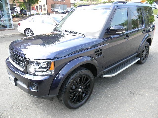 2015 Land Rover LR4 HSE BLACK DESIGN PACKAGE