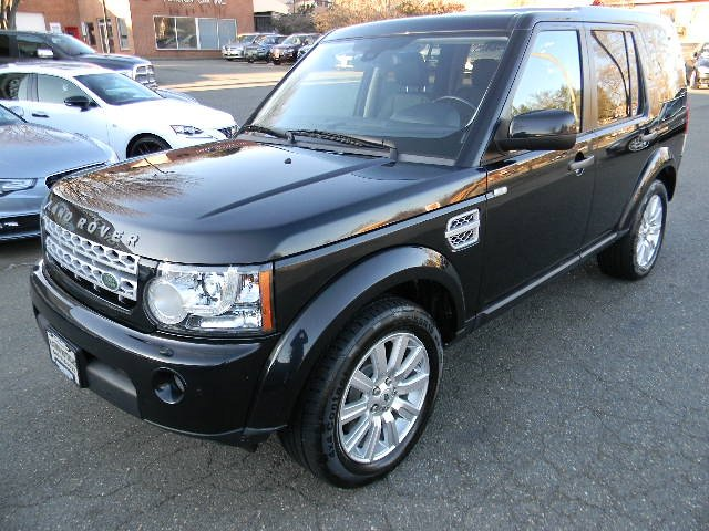 2012 Land Rover LR4 HSE LUXURY PACKAGE