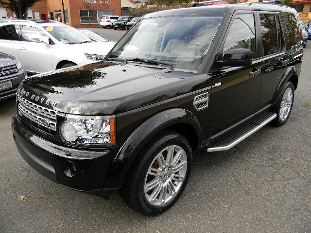 2011 Land Rover LR4 LUXURY PACKAGE