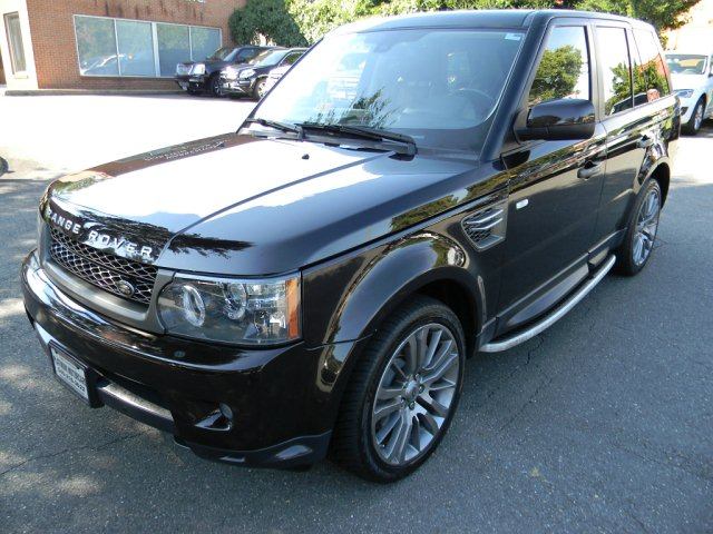 2011 Land Rover RANGE ROVER SPORT LUXURY PACKAGE