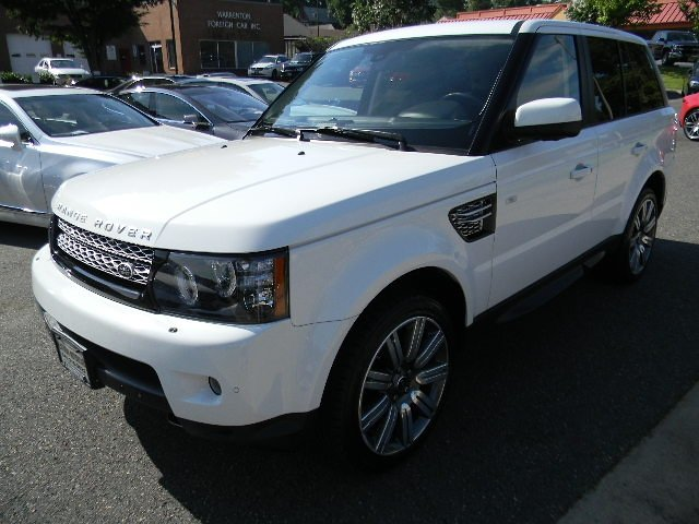 2013 Land Rover ROVER SPORT LUXURY PACKAGE