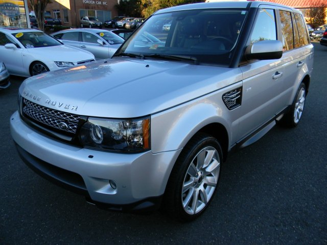 2013 Land Rover RANG ROVER HSE LUXURY PACKAGE