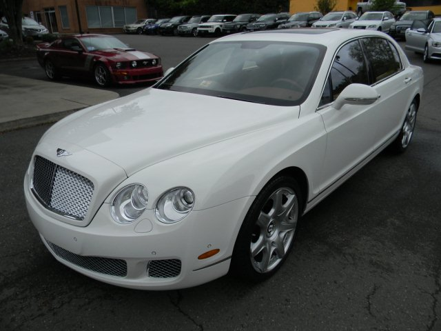 2011 Bentley CONTINENTAL FLYING SPUR
