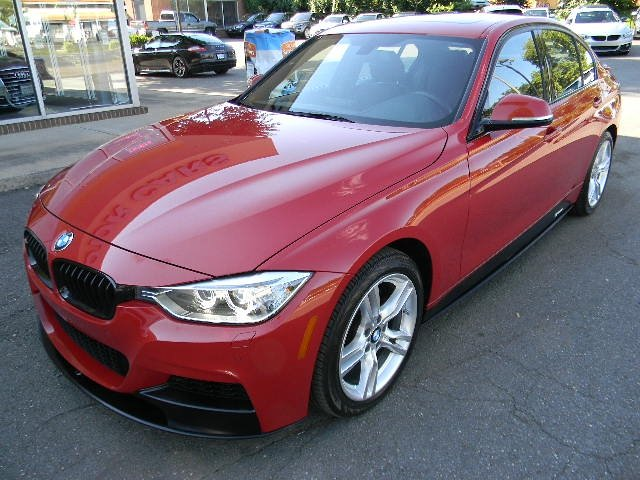 2014 BMW 328I XDRIVE MSPORT