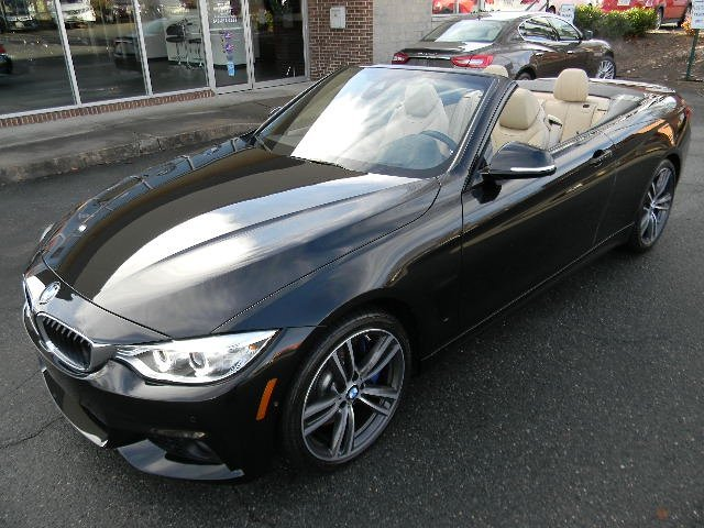 2015 BMW 435I MSPORT CONVERTIBLE