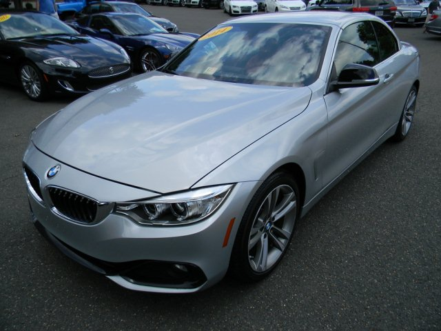 2014 BMW 428I  CONVERTIBLE