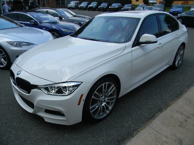 2016 BMW 340I MSPORT 6-SPEED