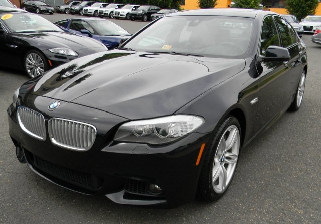 2013 BMW 550XI MSPORT