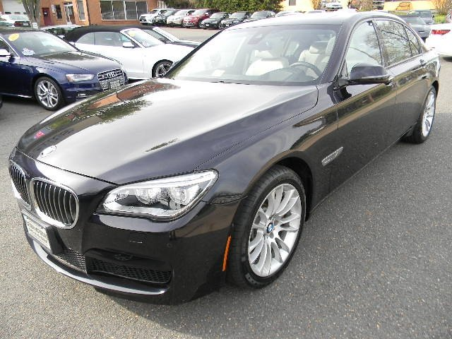 2014 BMW 750LI XDRIVE MSPORT