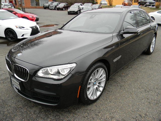 2015 BMW 750I XDRIVE MSPORT