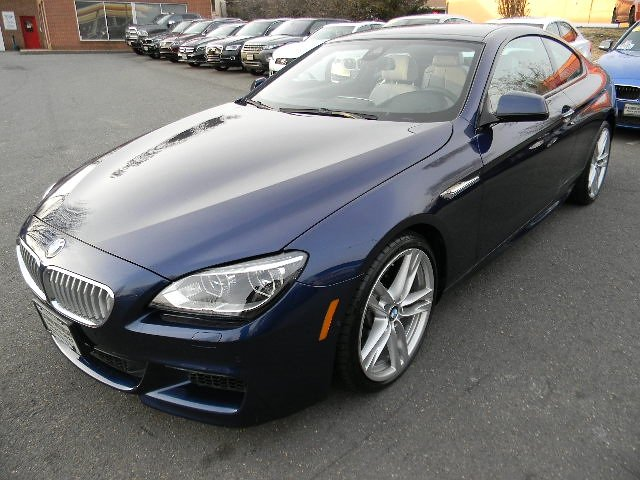 2014 BMW 650I XDRIVE COUPE MSPORT