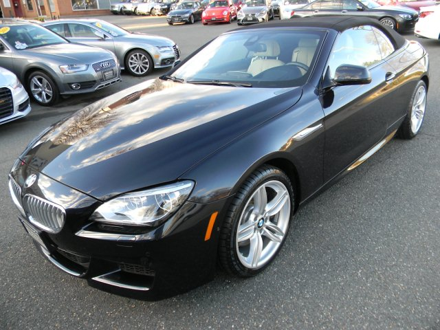 2014 BMW 650I XDRIVE MSPORT CONVERTIBLE